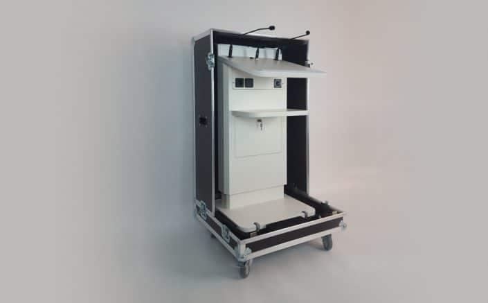 Transportkoffer / Flightcase