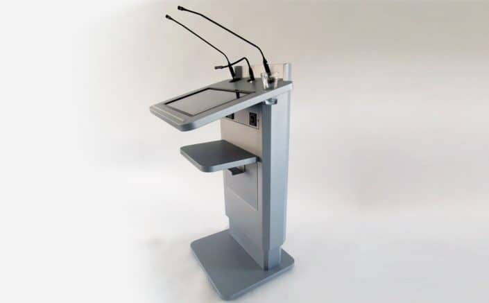 motorisch höhenverstellbar von 950 mm – 1150 mm